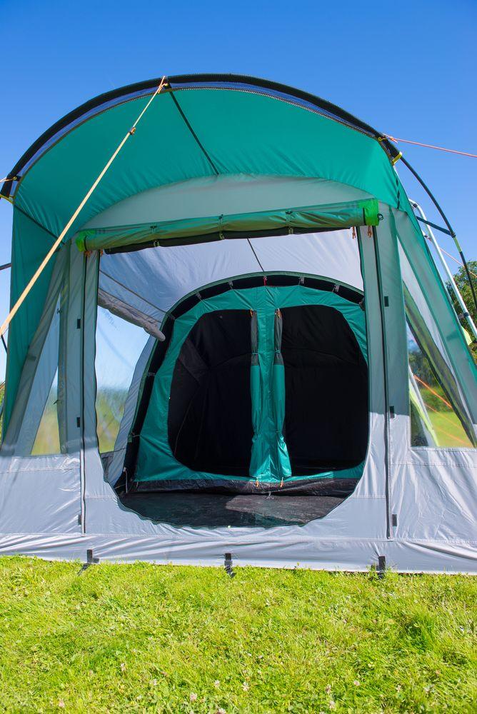 Coleman Oak Canyon 4 Man Tent Blackout Bedroom