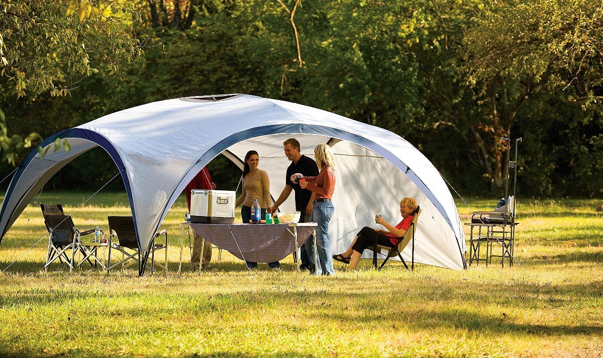 Coleman Event Shelter XL 15ft x 15ft - Wow Camping