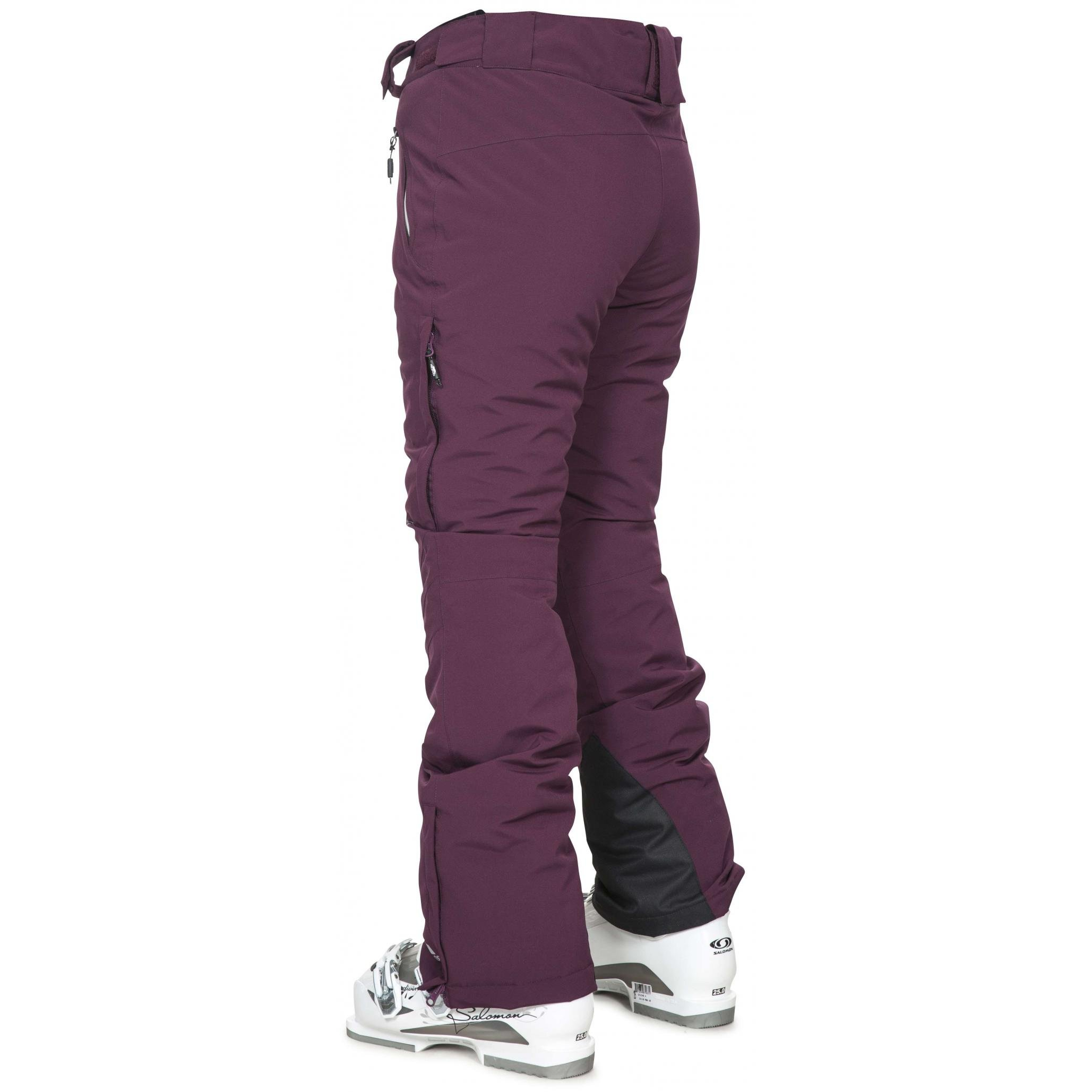Trespass Galaya Womens Ski Pants (Potent Purple) - Wow Camping a5b627196