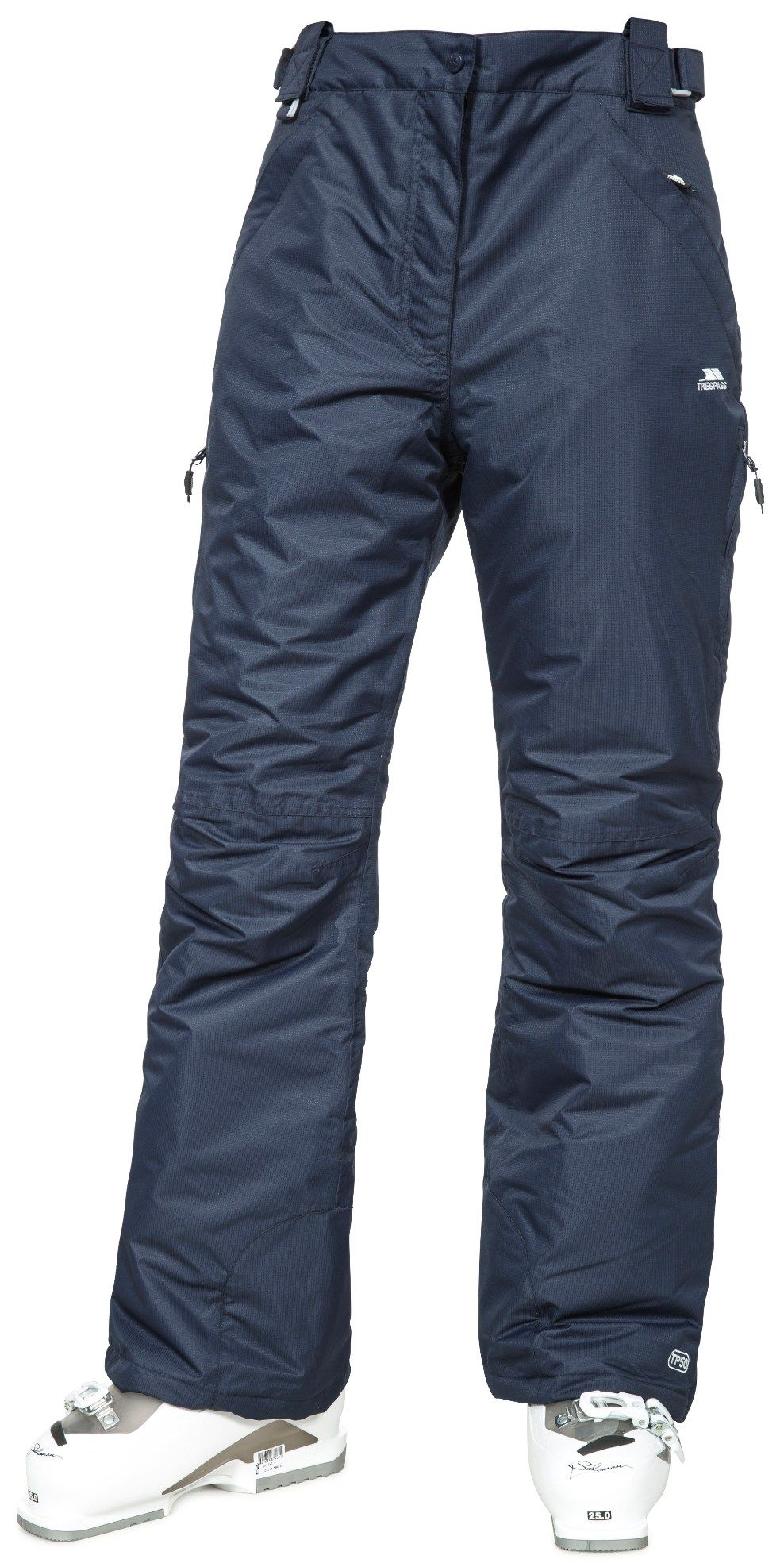 Trespass Lohan Womens Ski Pants (Navy) - Wow Camping f0034b6b7