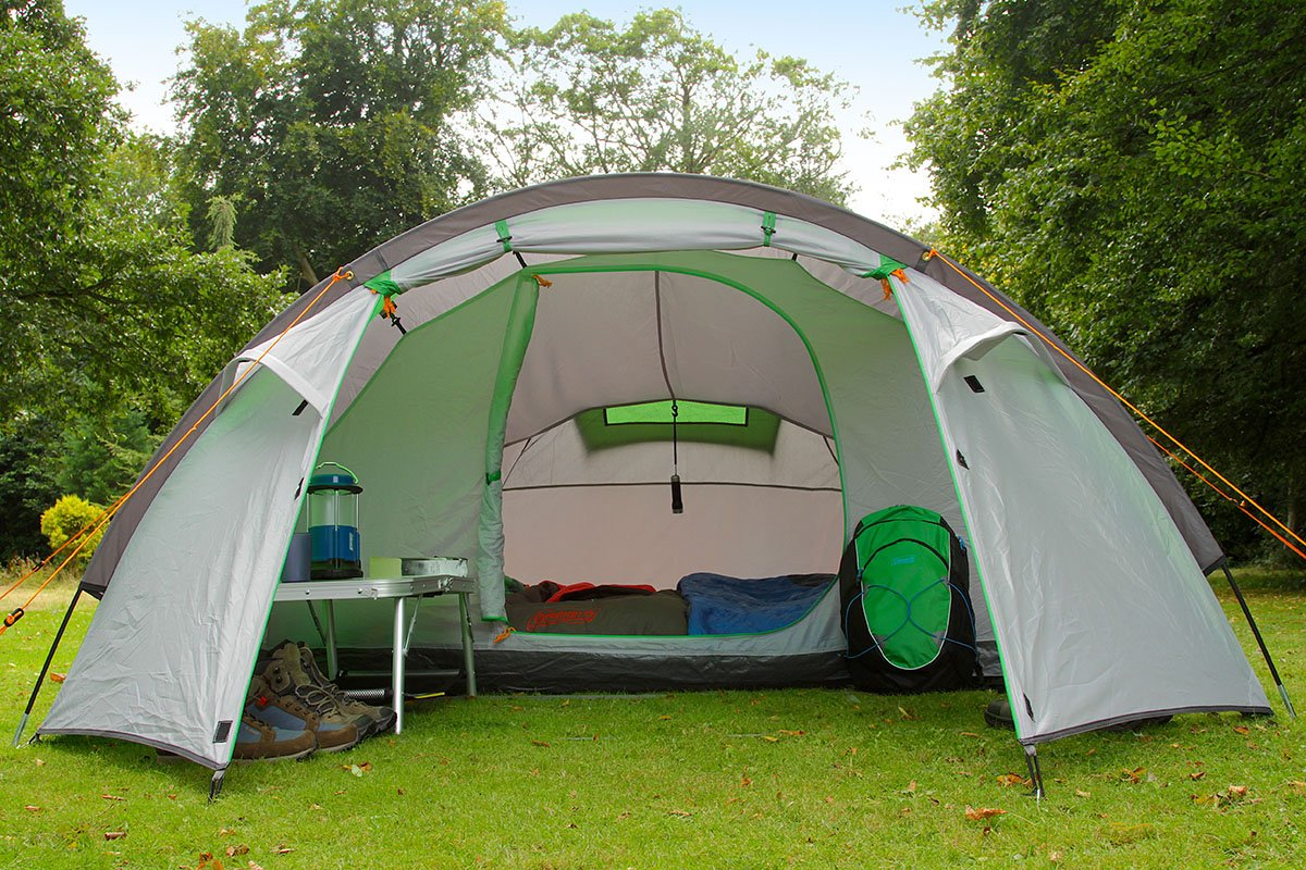 Coleman Cortes 4 Man Tent Wow Camping