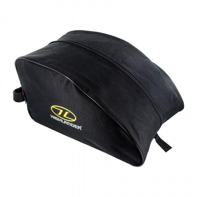 Highlander Universal Boot Bag Black