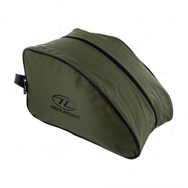 Highlander Universal Boot Bag Olive Green