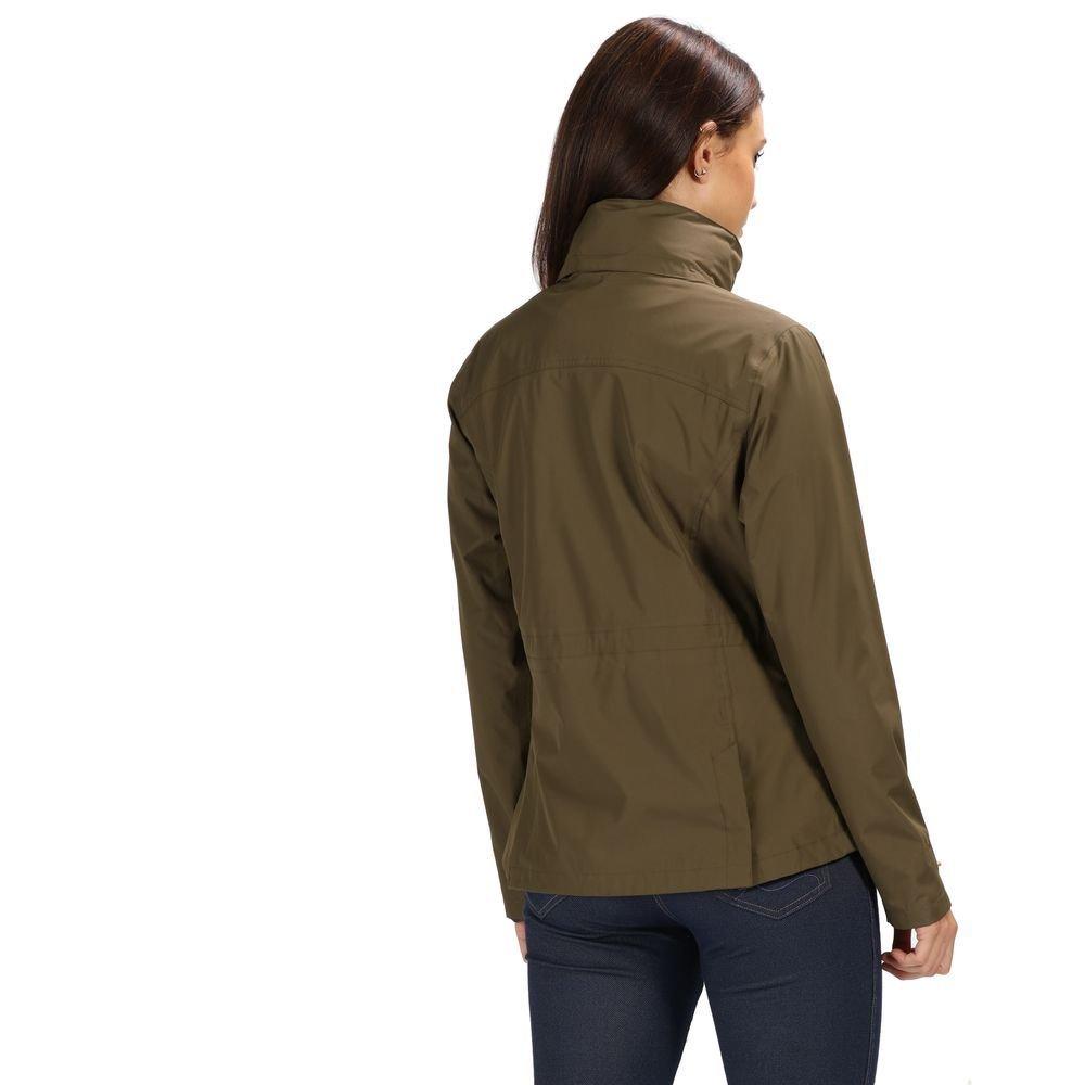 Regatta Womens Laurenza Waterproof Hooded Outdoor Jacket