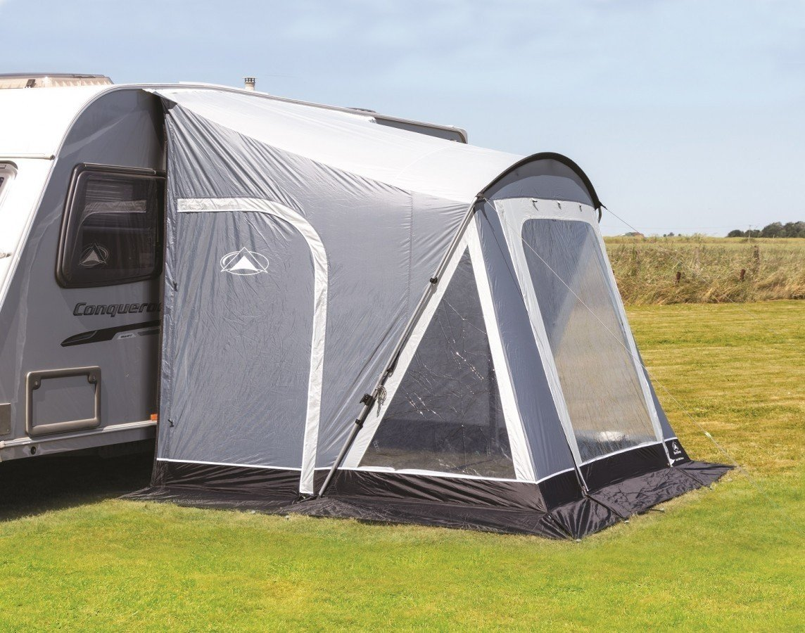 Sunncamp Swift 260 Deluxe Caravan Awning Dark Grey - 2019 ...