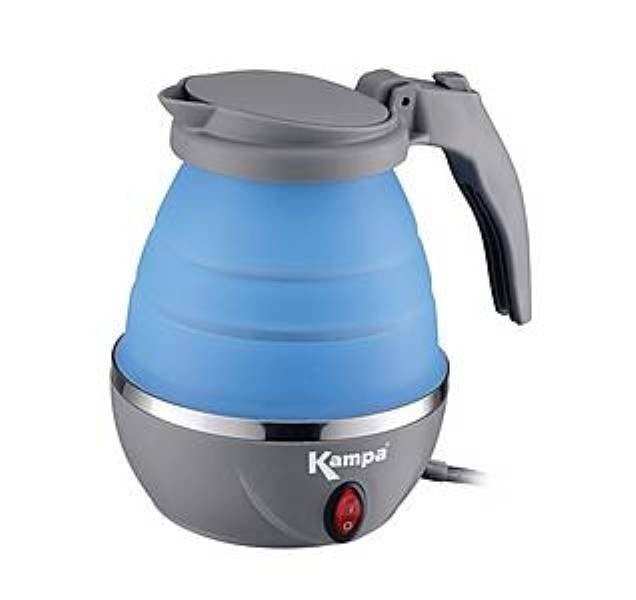 Kampa Squash Collapsible Electric Kettle 240v
