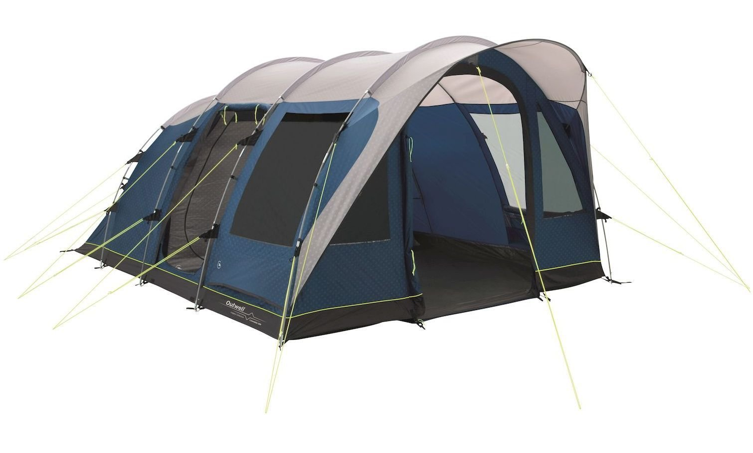 detailed look 837c3 1512e Outwell Lawndale 500 5 Man Tent 2019 Model