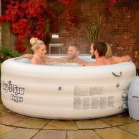 Lay-Z-Spa Vegas – Inflatable Hot Tub