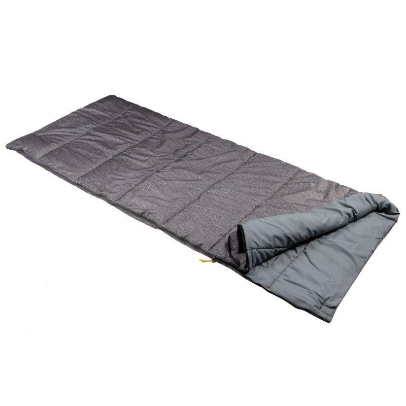Regatta Maui Single Sleeping Bag Grey Marl