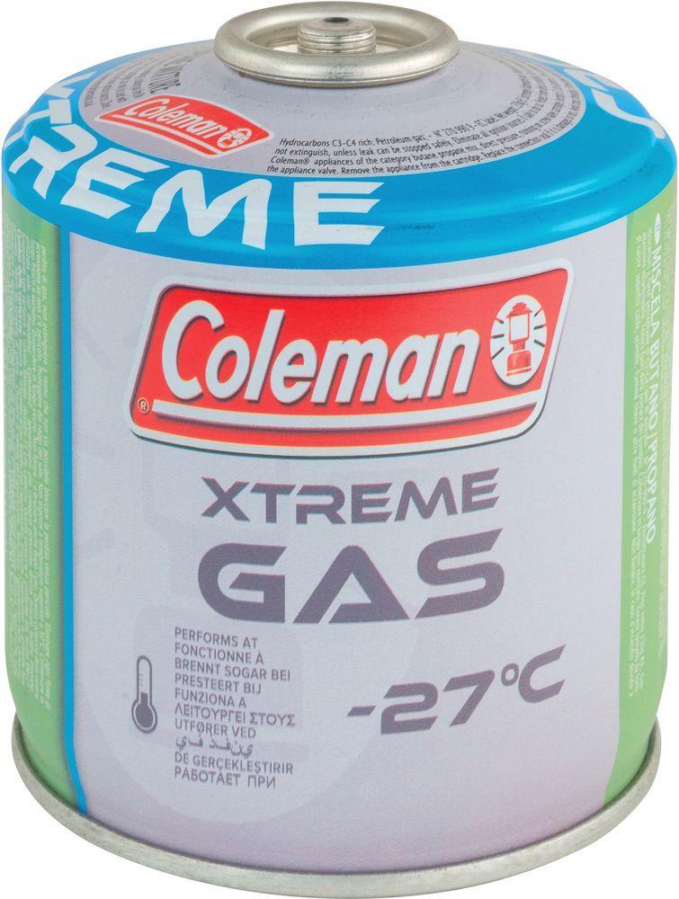 Coleman C300 Xtreme Gas Cartridge -works down to -27 deg C