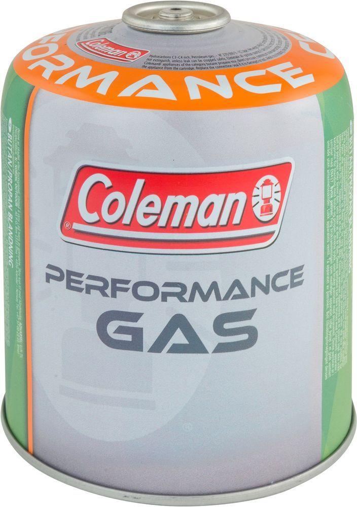 Coleman Performance C500 Gas Cartridge 70/30 Butane/Propane Mix