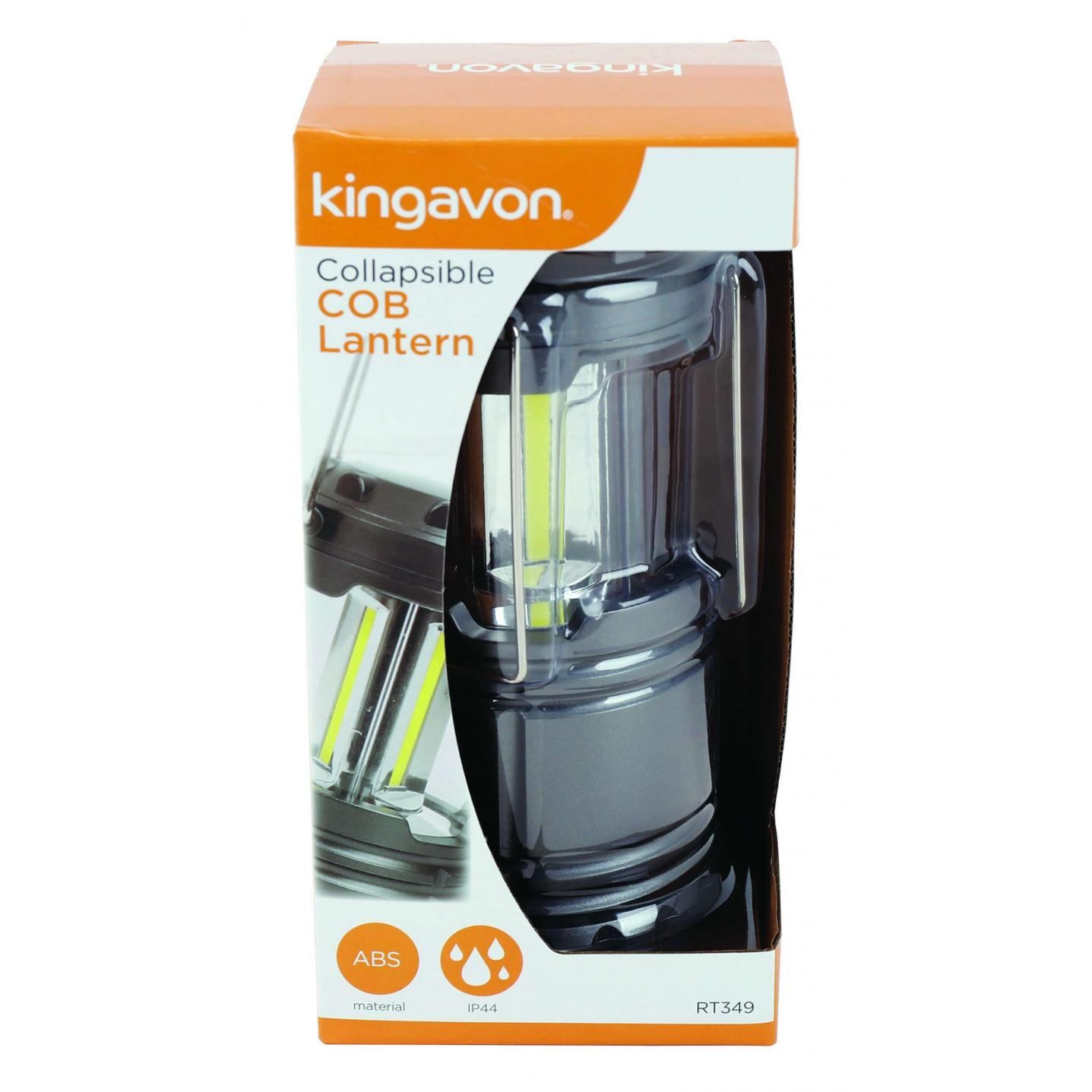 Kingavon Large Collapsible COB Lantern