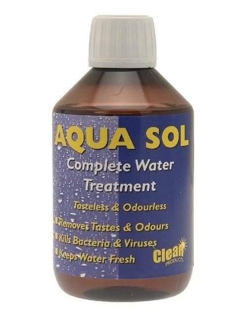 300ml Bottle Of Aquasol Complete Water Treatment
