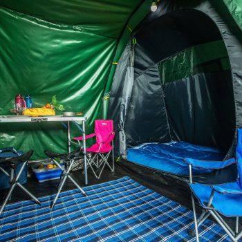 Regatta Kivu 4 vis-à-vis Tent 4 Berth