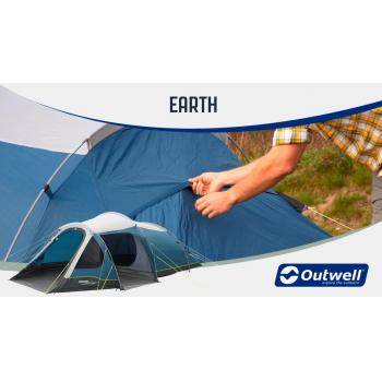 Outwell Earth 3 Man Tent 2021 Model