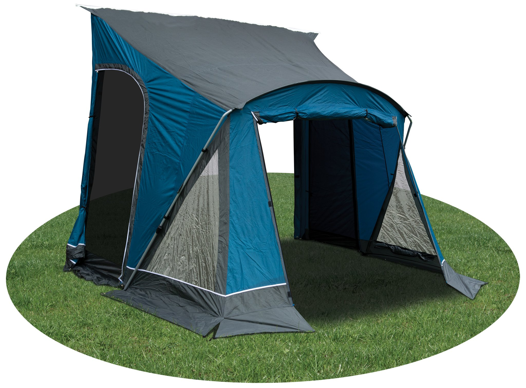 Quest Falcon 260 Caravan Awning 2020 Model - Wow Camping