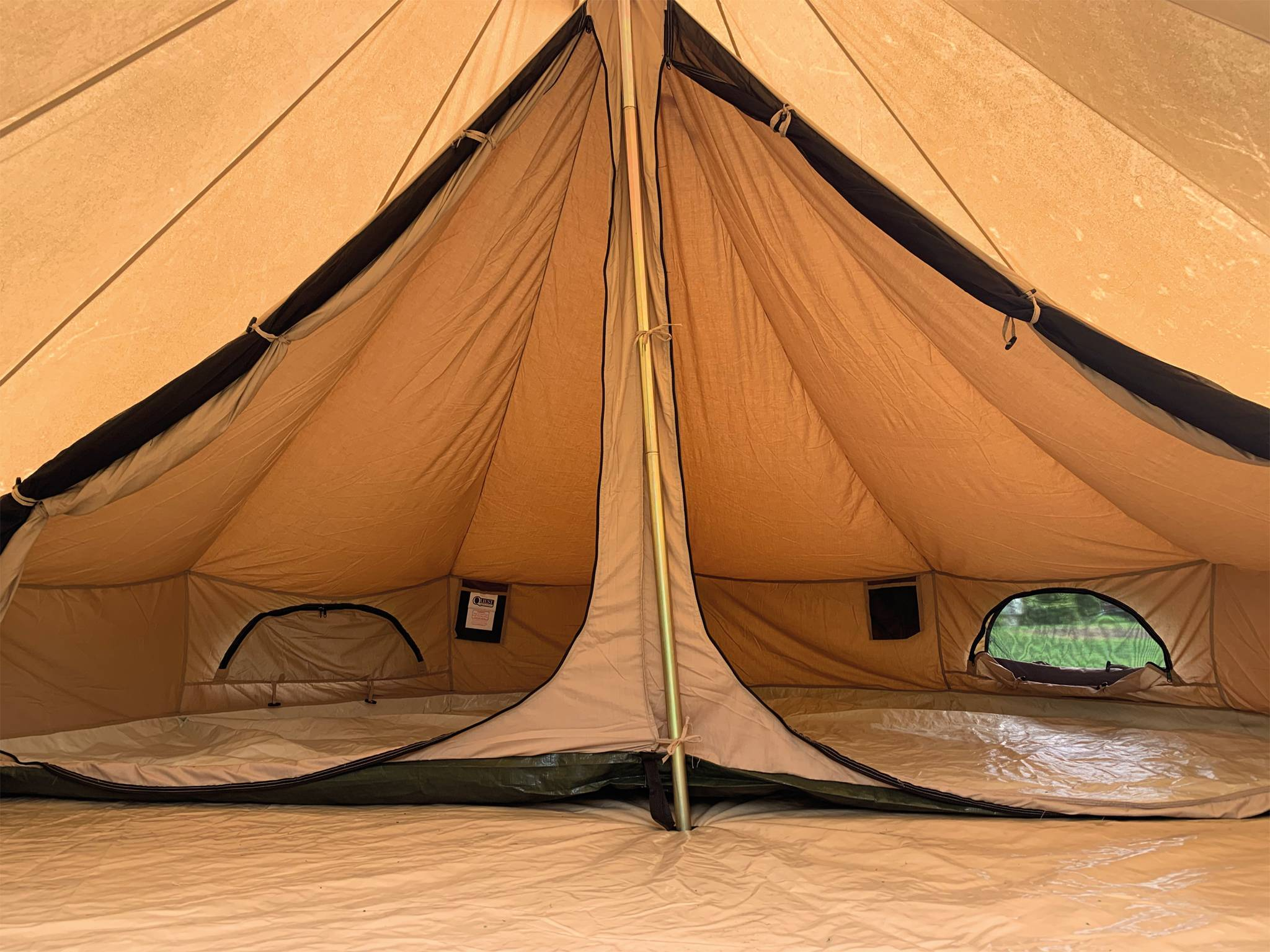 Quest Premium 5M Bell Inner Tent - Wow Camping
