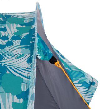 Regatta Malawi 2 Berth Pop Up Tent Green Tropical
