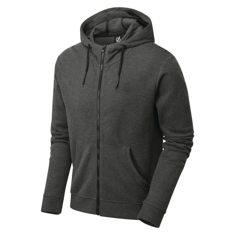 Dare2b Modulus Mens Hoodie (Charcoal Grey)