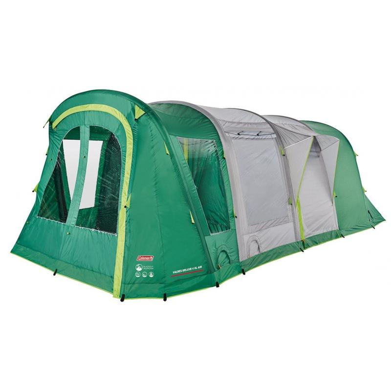 Coleman Valdes Deluxe 4XL Air Tent 2020 with BlackOut