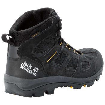 Jack Wolfskin Vojo Hike 3 Texapore Mid M (Black / Burly Yellow XT)