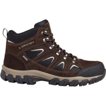 Sprayway Mull Hydrodry Walking Boots (Brown)