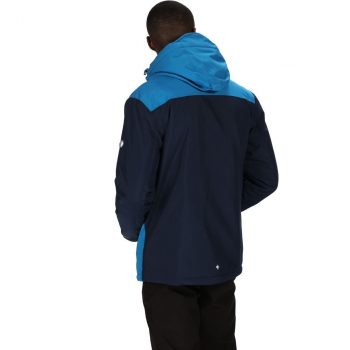 Regatta Highton Stretch Padded Jacket (Nightfall/Imperial Blue)
