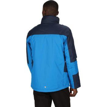 Regatta Fincham Insulated WP Mens Jacket (Imperial Blue/Nightfall Navy)