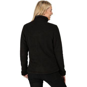 Regatta Brandall Wmns Hvy Weight Fleece (Black(Black))