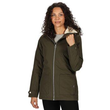 Regatta Bergonia II WP Insulated Jacket (Dark Khaki)