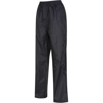 Regatta Pack It Wmns Waterproof Trousers (Black)