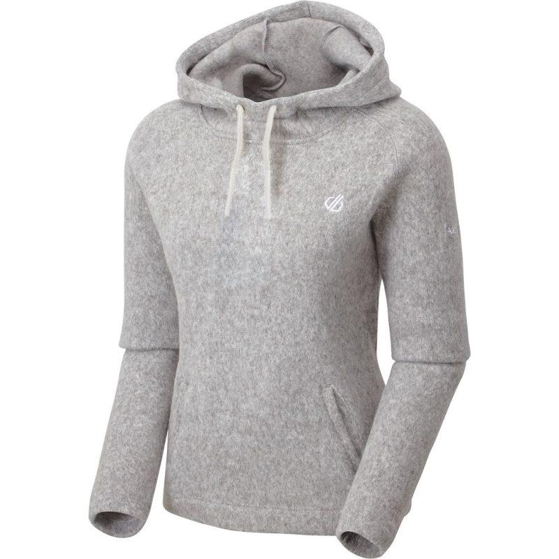 Dare2b Initiative Wmns Hooded Fleece (Ash)