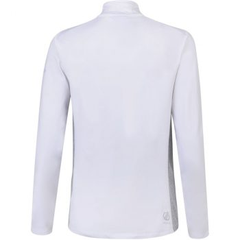 Dare2b Default Stretch Core Layer (White/Argent)