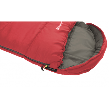 Outwell Campion Junior Sleeping Bag Red