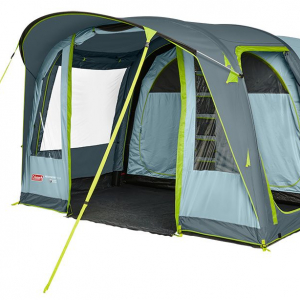 Coleman Meadowood 4 Air Tent – BlackOut Bedroom Technology