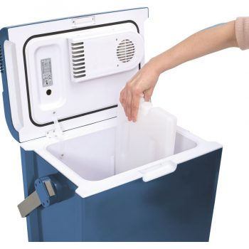 Outwell ECOcool Lite Blue 24L Coolbox 12V/230V