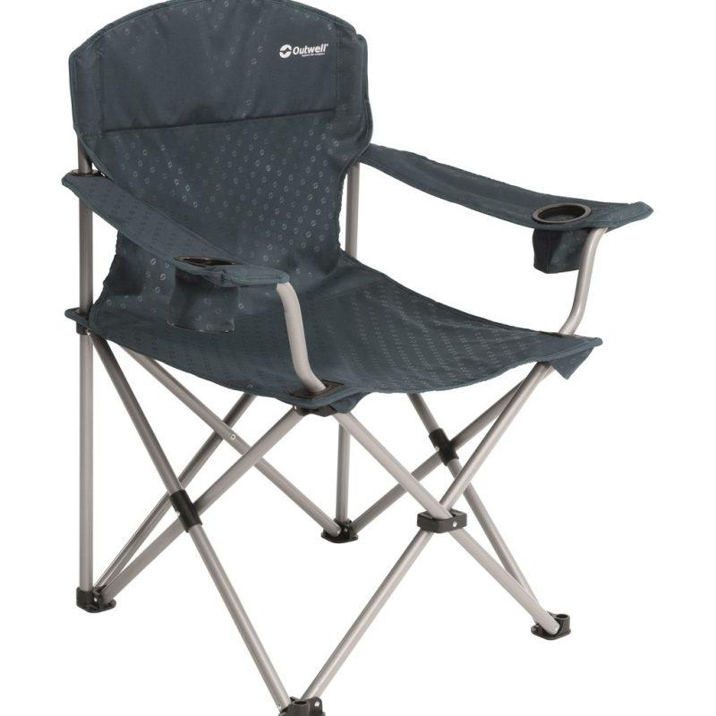 Outwell Catamarca XL Folding Chair Night Blue