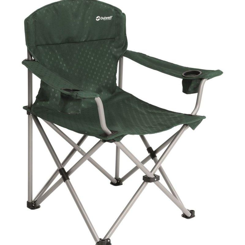 Outwell Catamarca XL Folding Chair Forest Green