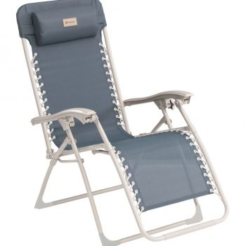 Outwell Ramsgate Folding Camping Chair Ocean Blue