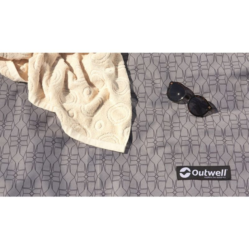 Outwell Springwood 4 Flat Woven Carpet