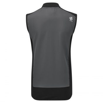 Dare2b Duplicity Soft Shell Vest (Ebony/Black)