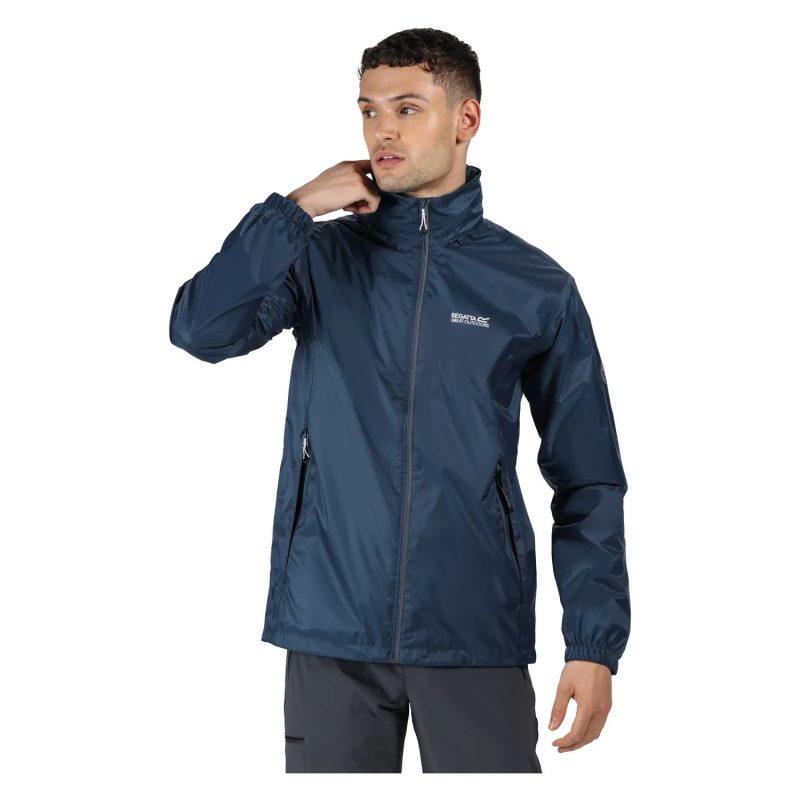 Regatta Lyle IV Mens Waterproof Jacket (Dark Denim)