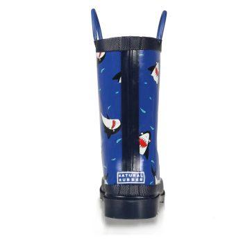 Regatta Minnow Junoir Wellies (Shark/Nautical Blue)
