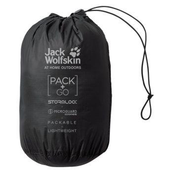 Jack Wolfskin JWP Vest - Mens (Black)