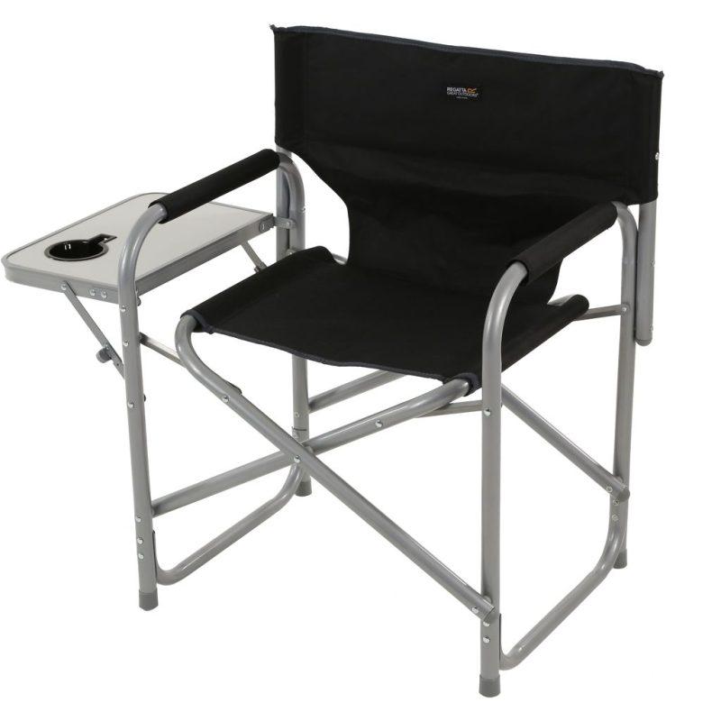 Regatta Sedile Directors Chair with Side Table