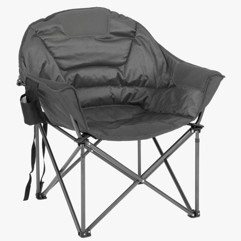 Highlander Balmoral Chair Charcoal
