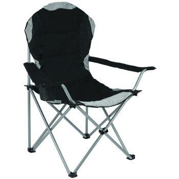 Redwood Leisure Padded Highback Chair Black