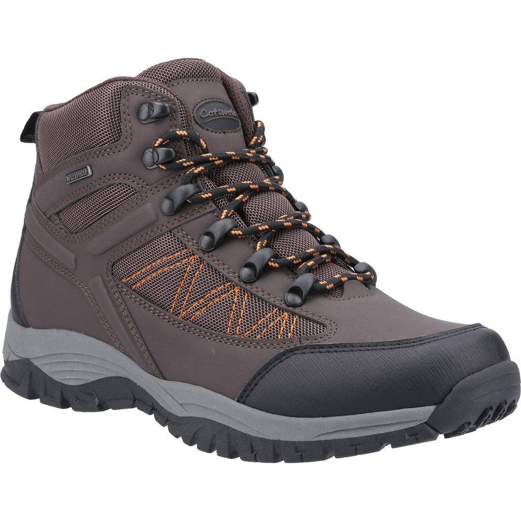 Cotswold Maisemore Walking Boots Brown